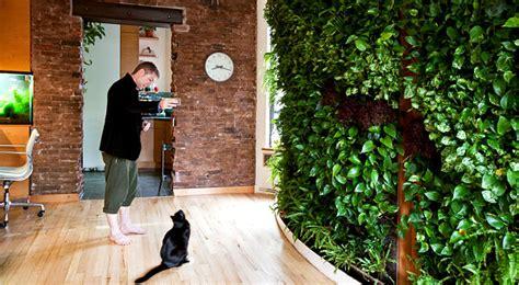 vertical gardens grown  walls   york times