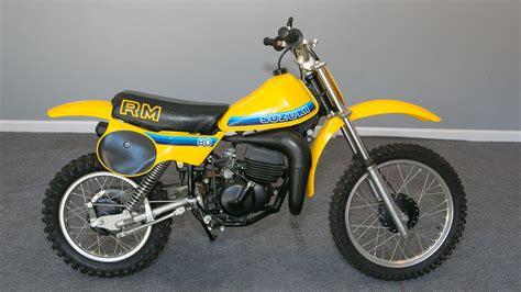 Suzuki Rm80 For Sale 1981 Suzuki Rm80 S19 Chicago Motorcycles 2016