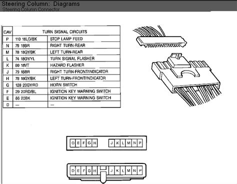 ididit gm steering column wiring diagram get free image
