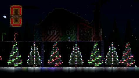 imagenes realistas de terraria terraria my christmas lights house youtube