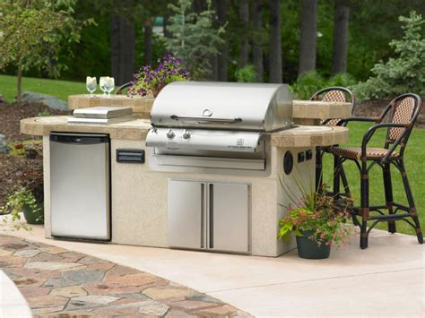 charcoal vs gas outdoor grills hgtv diy outdoor kitchen kits thefancyteacup com