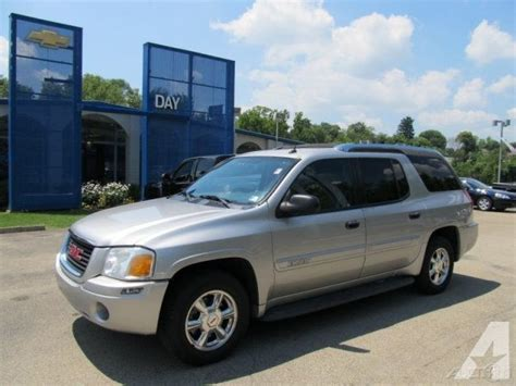 electric and cars manual 2004 gmc envoy xuv on board diagnostic system 2004 gmc envoy xuv slt for sale in uniontown pennsylvania classified americanlisted com