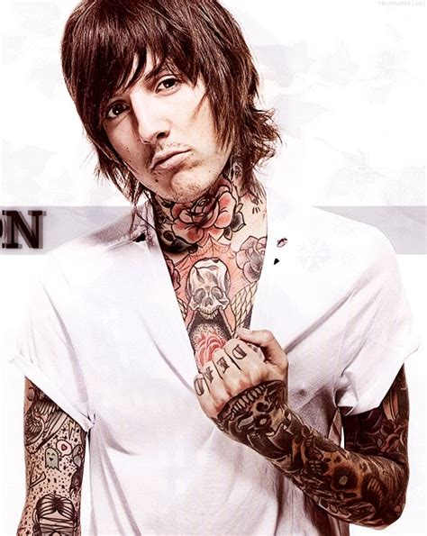 oli sykes rose tattoo 58 best bmth
