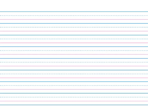 printable handwriting paper writing paper printable for children activity shelter