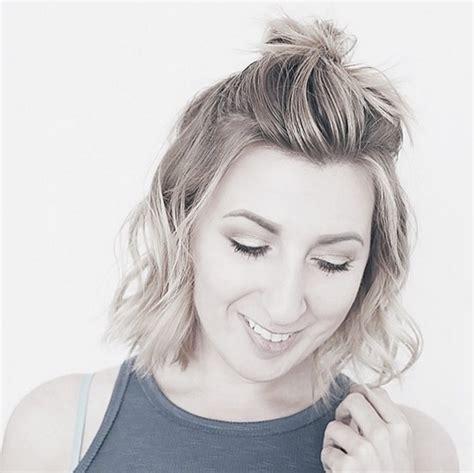 pelo corto 16 peinados perfectos para hacer deporte con el pelo corto