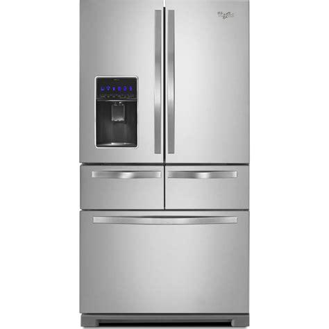 Freezer Drawer Refrigerator by Wrv986fdem Whirlpool 26 Cu Ft Freezer Drawer