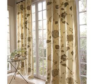 ebay pottery barn curtains two pottery barn margaritte palore embroidered drapes