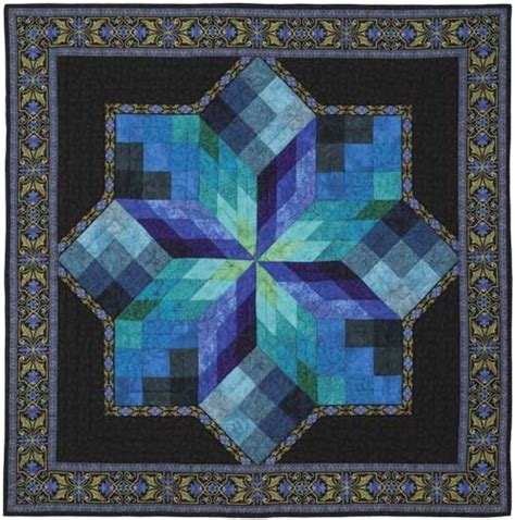 quilt pattern stained glass royal stained glass star quilt pattern keepsake quilting
