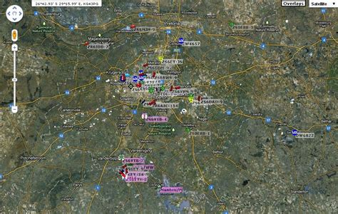 sa weather and disaster observation service real time
