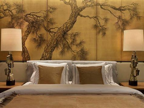 t 234 te de lit orientale pour une chambre chic et exotique