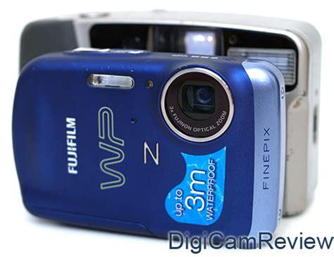 Fujifilm Finepix Z33wp digicamreview fujifilm finepix z33wp waterproof review