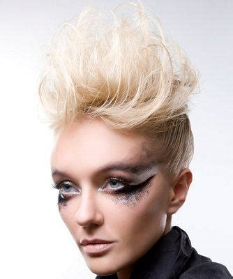 fohawk hairstyle pictures ladys fohawk hairstyle pictures long hairstyles