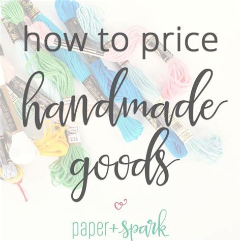 Handmade Jewelry Pricing Formula - 193 best craft business tips ideas images on