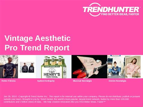 custom vintage aesthetic trend report custom vintage