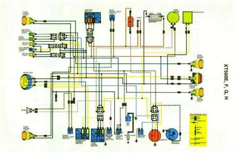 sr500 wiring diagram wiring diagram