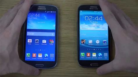 samsung galaxy s3 neo vs samsung galaxy s3 4g review
