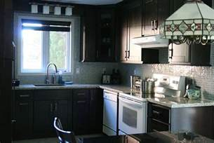 White Kitchen Cabinets With Black Appliances Black Kitchen Cabinets With Any Type Of Decor Homefurniture Org