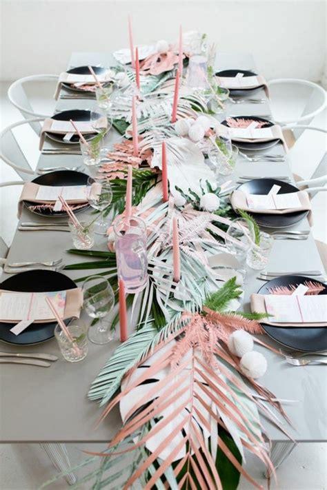 schöne tischdeko tischdeko basteln die kreativit 228 t f 246 rdern archzine net