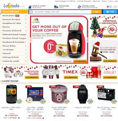 membuat toko online lazada 5 toko online terpopular di indonesia tuangkan mimpimu