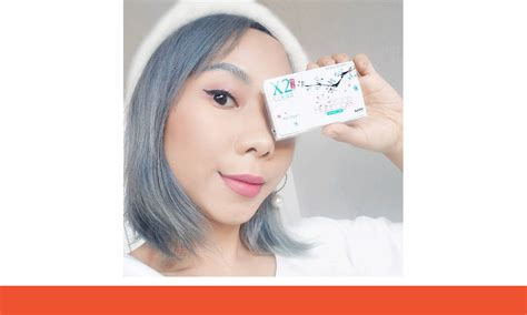 Silicone Hydrogel X2 Clear x2 softlens review softlens x2 sanso clear by raden ayu