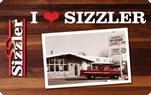 Sizzler Gift Card - sizzler gift card lamoureph blog