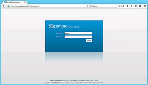 zimbra admin tutorial sameh attia how to set up zimbra mail server on centos