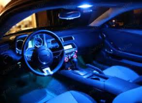 2011 chevy camaro equipped with led interior dome lights