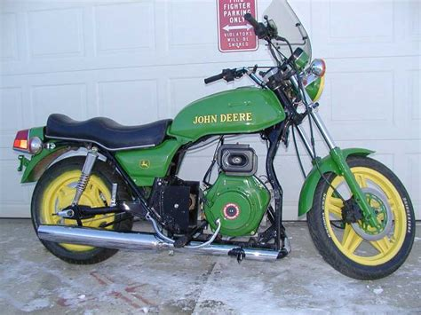 Diesel Motorrad Forum by Motorcycle 74 John Deere Custom Motorcycle