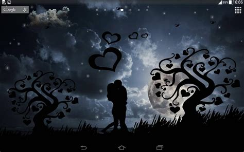 love s valentine day live wallpaper android apps on google play