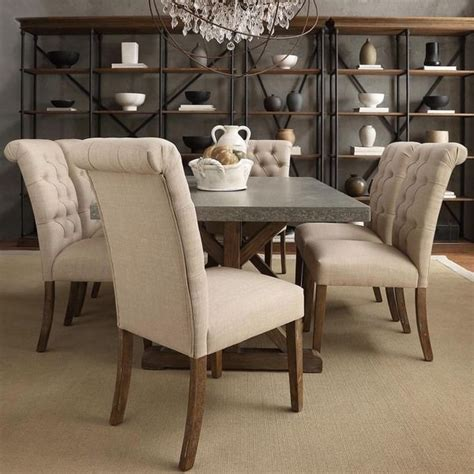Tufted Dining Room Chairs 1000 ideas about upholstered dining chairs on pinterest