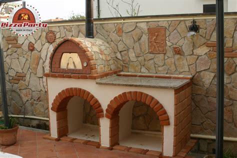 forno pizza da terrazzo forno pizza giardino idee di design per la casa