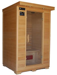 Infrared Sauna Detox Program by Relax While You Detox