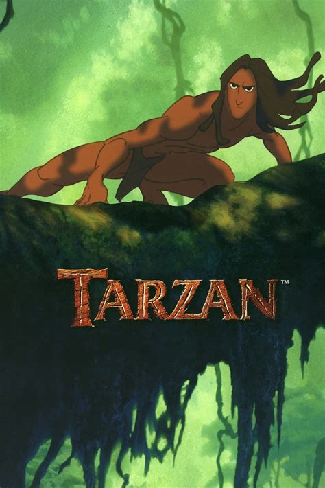 tarzan 1999 imdb tarzan 1999 posters the movie database tmdb
