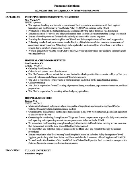 sous chef education requirements chemical dependency