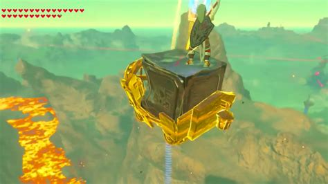 youtuber manages  levitate link    top  breath   wilds world nintendo wire