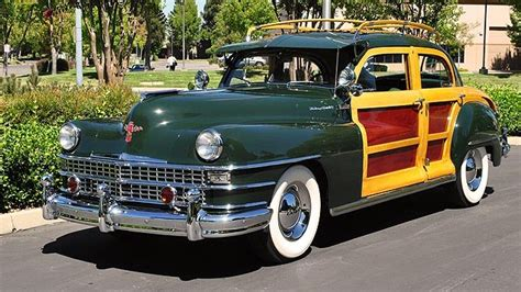 1947 Chrysler Town And Country by 1947 Chrysler Town And Country Sedan Ramshead Automobile