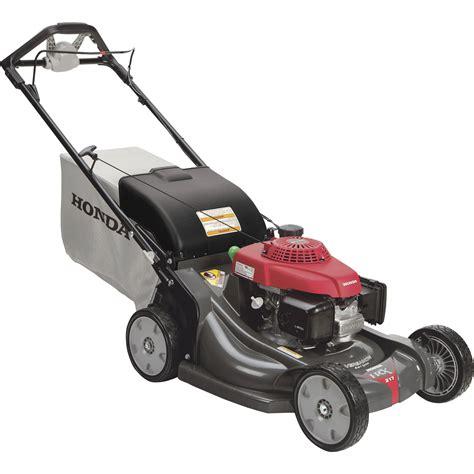 Lawn Mower honda self propelled push lawn mower 190cc honda engine