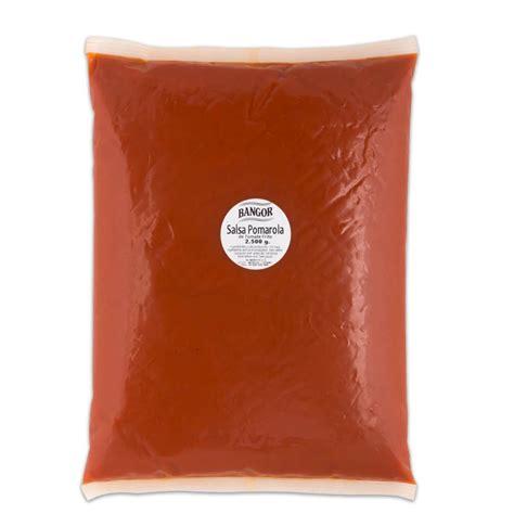 Pouch Tomat by Salsa Pomarola Tomate Frito Pouch Bolsa 2 500 G