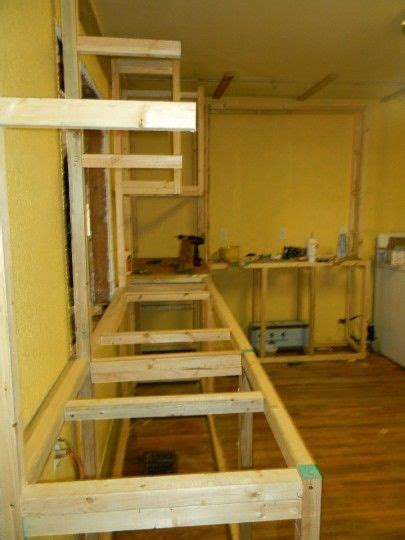 build kitchen cabinets  pallets building