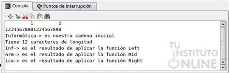 reemplazar cadenas en php lenguajes de programaci 243 n gambas texto tu instituto online