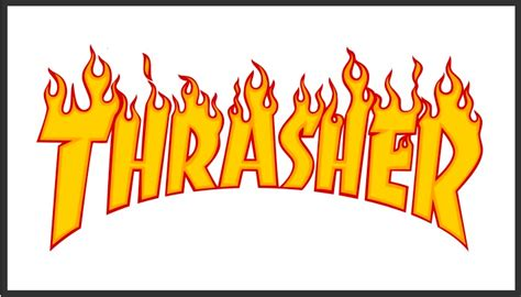 thrasher magazine state skateboarding