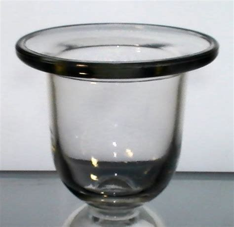 Wide Candle Holder Hanging Candle Holder Flat Wide 5 X 5 5 8 Lg Heavy