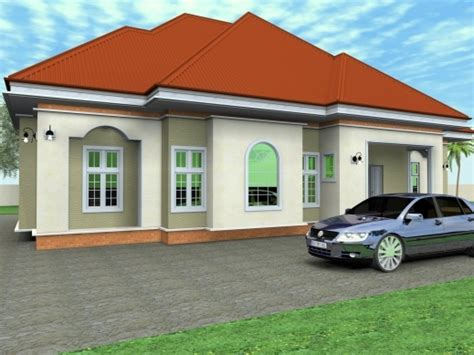 bungalow house with 3 bedrooms remarkable 3 bedroom house plans and designs in nigeria
