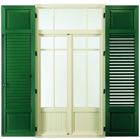 persiane verdi persiane e scuri in pvc serramenti ed infissi per