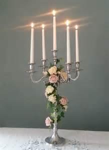 25 best ideas about candelabra centerpiece on