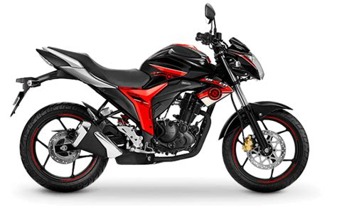 Suzuki Bike Red Colour