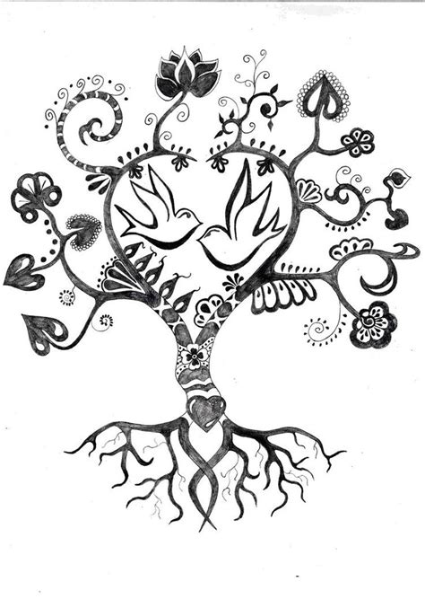 sohl family tree tattoo design family tree family in the roots and maybe name