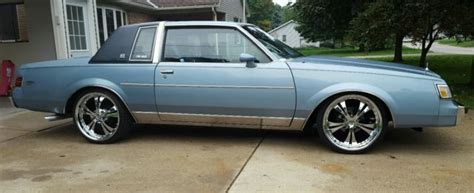 1987 buick regal limited for sale 1987 buick regal limited low custom for sale