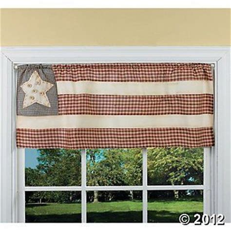 americana kitchen curtains 1000 images about americana kitchen i like on american flag wall decor and