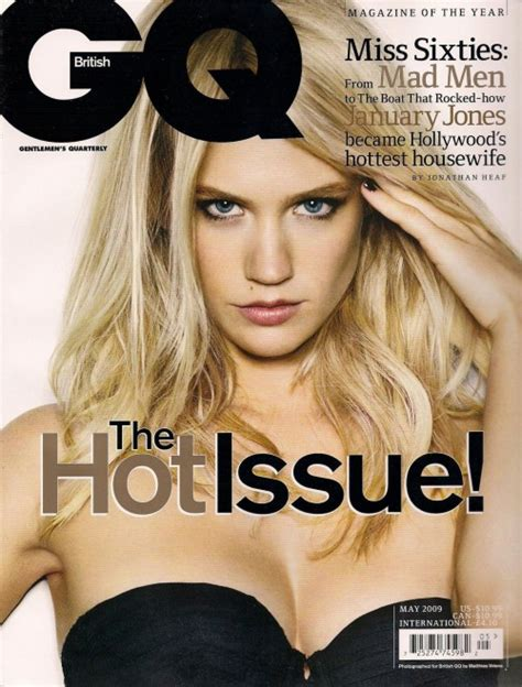 waking up in a bathtub full of ice after hours club january jones in uk gq the blemish